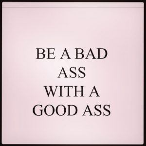badass quote