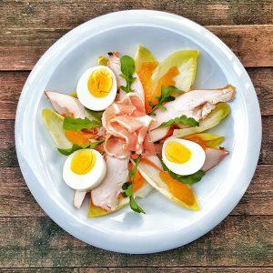 paleo salade love2workout