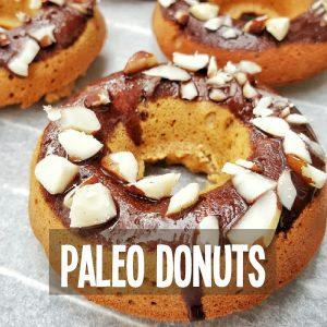 paleo donut love2workout
