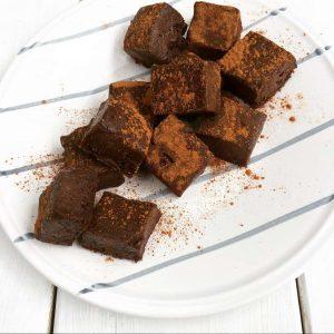 chocolat fudge Amber Albarda