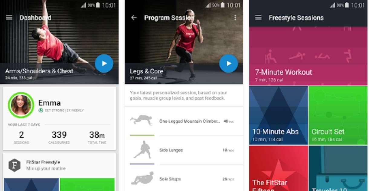 P4p sport-apps