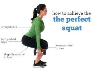 perfecte squat