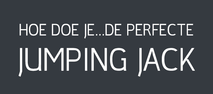 jumping jack love2workout