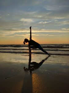 yoga inspired by love2workout
