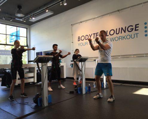 Bodytec Lounge - love2workout