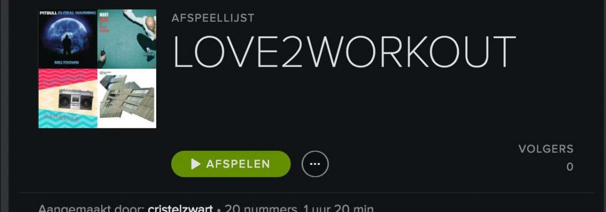 love2workout-spotify