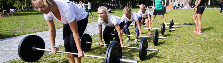 Team up sportevent
