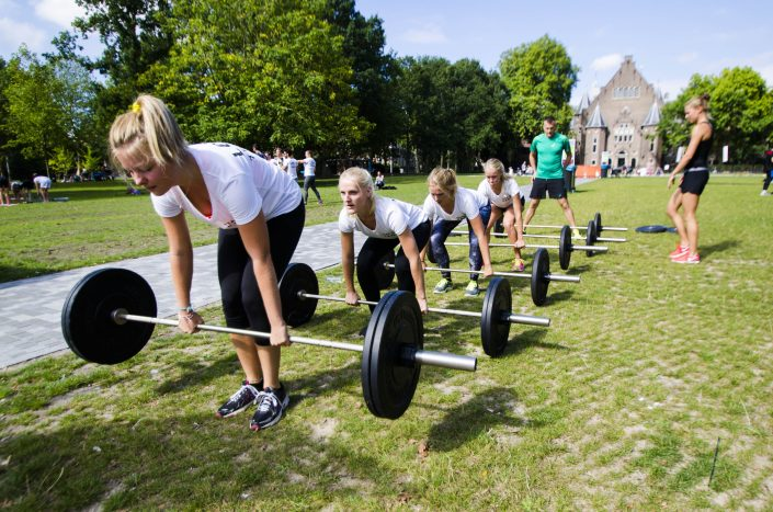 Love2workout meld event aan