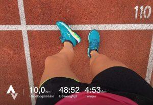 Nicole tel aviv marathon