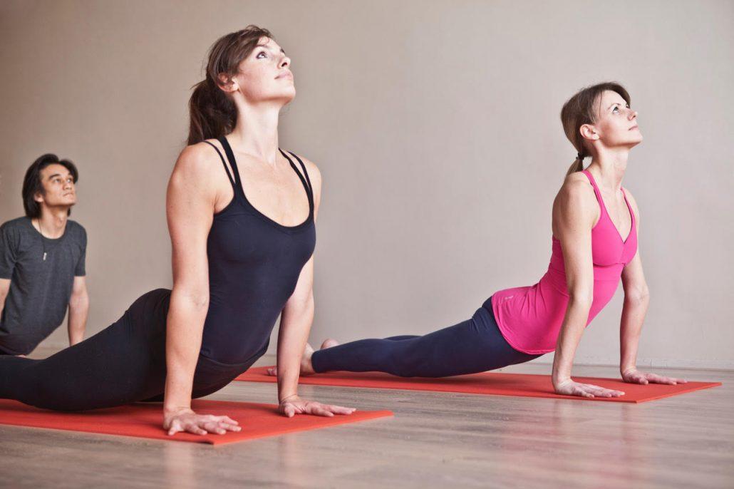 yoga & hiit