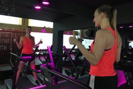 High intense interval training