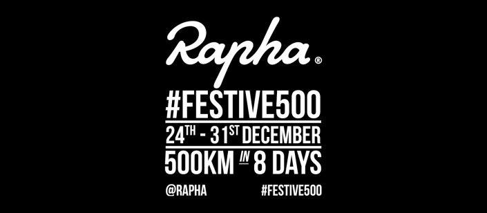 rapha festive 500 - sportevent