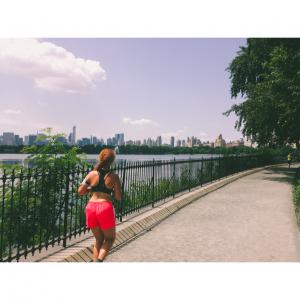 trainen marathon