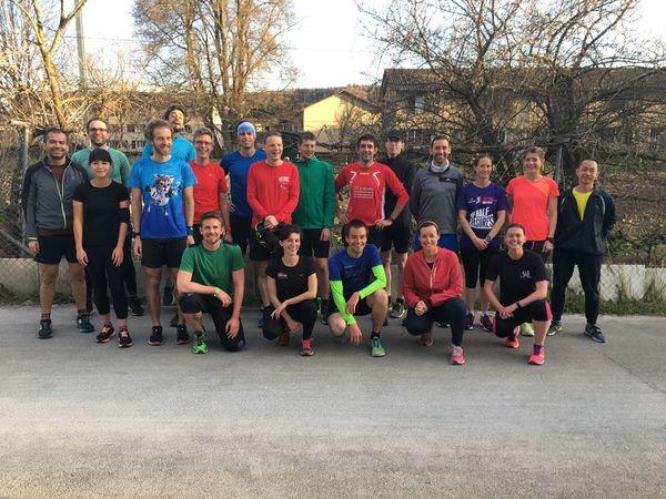 Hardlopen sportverhaal