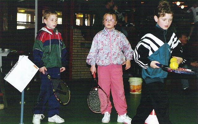 tennis evelien love2workout