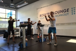 Bodytec Lounge - love2workout